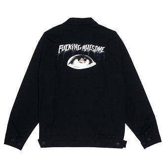 Fucking Awesome Egypt Jacket blk