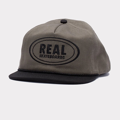 Real Oval Snapback