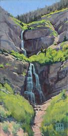 Falls at High Noon