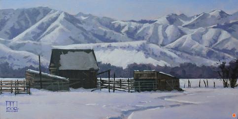 Winter Break, North Fields