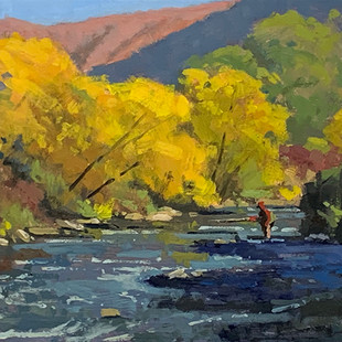 Paradise on the Provo River