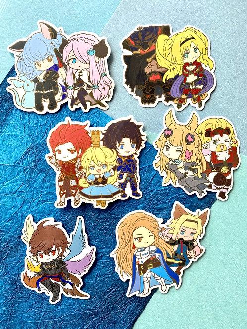 Granblue Fantasy Sticker Set