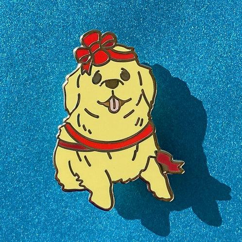 [Holiday Dogs] Golden Retriever