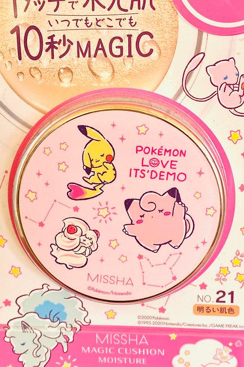 Missha Pokemon Cushion Foundation 21 Light