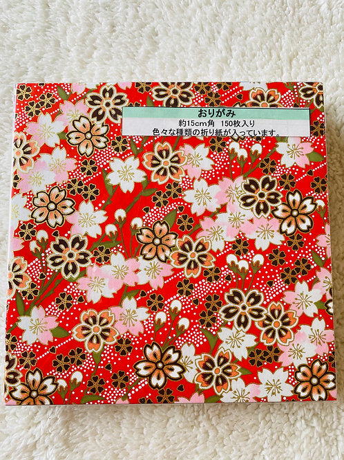 Japanese Paper 150 sheets Pack