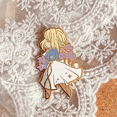 Violet Evergarden Pin