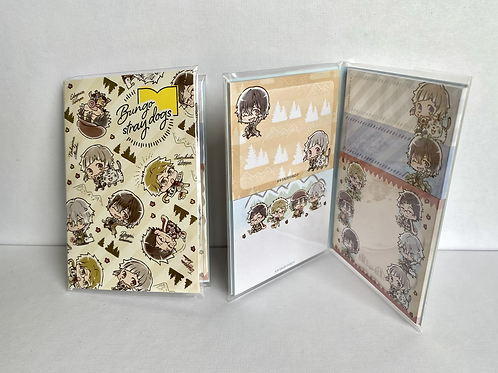 Small Note Stationery Bungo Stray Dogs