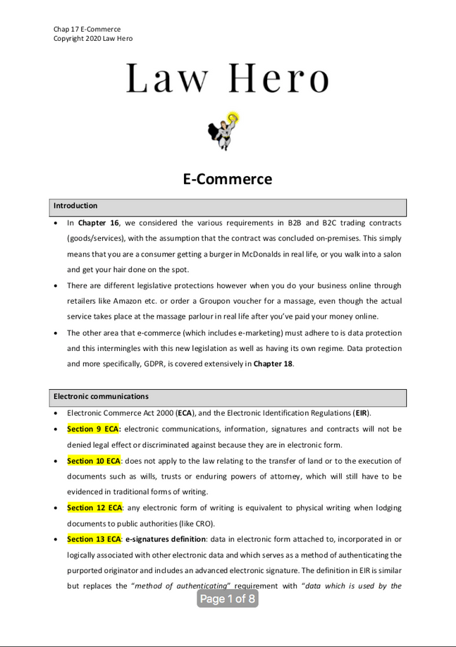 Chap 17 E-Commerce