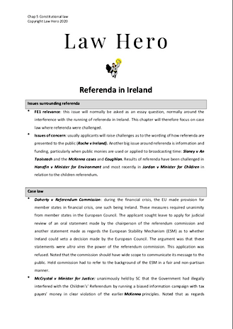 Chap 5 Referenda in Ireland