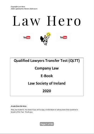 QLTT company law.png