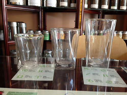 Tasse à double paroi carrée (300 ml)