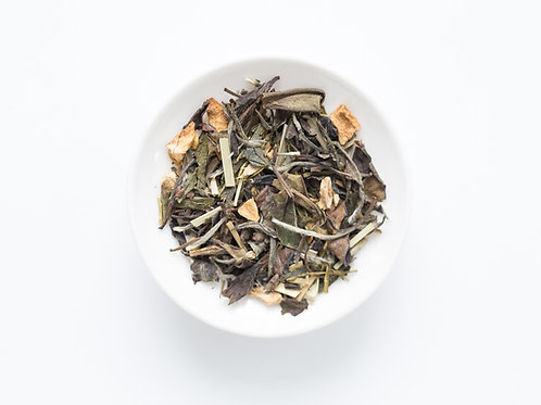 Ginger Lemon Green Tea (75 g)