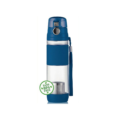 Indigo Teavolo Travel Bottle