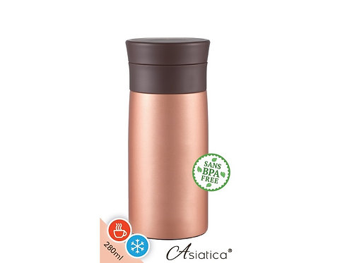 Genie Copper Travel Mug