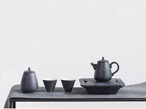 Zen 5 Piece Travel Tea Set