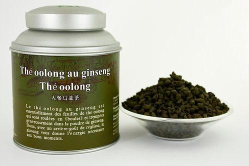 Thé oolong au ginseng (100 g)