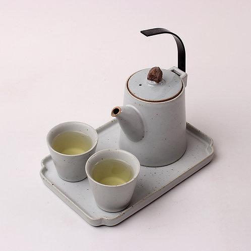 White Porcelain Teaset