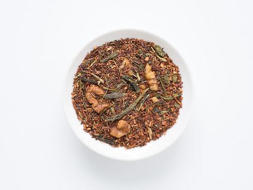 Thé vert aux noix et l'érable (100 g)