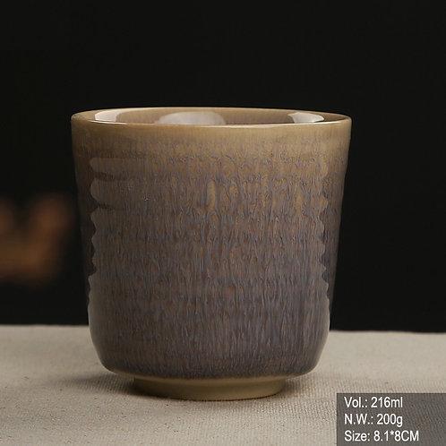 Purple Jun Ware Cup