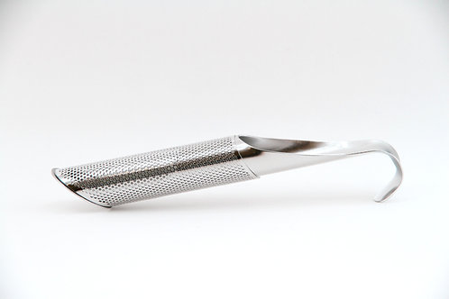 Infuseur à thé en acier inoxydable 18/8 en forme de «bâton»