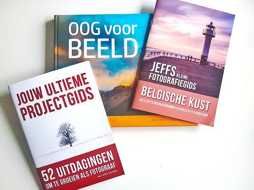 Pakket: Trio fotografie