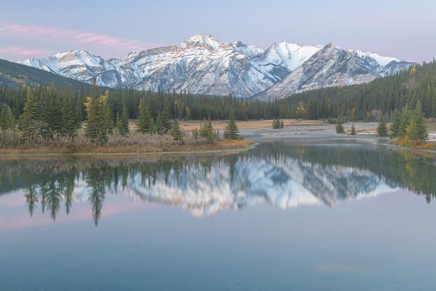 Canada, reflection
