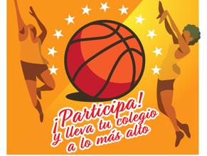 I Liga colegial de Baloncesto en Marbella