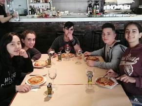 Los ganadores del Concurso de aulas limpias de enero y febrero disfrutaron de un desayuno en nuestro