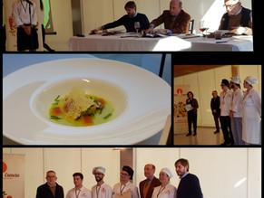 4º Finalista en el Concurso gastronómico cocina con esencia