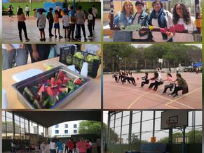 El IES Sierra Blanca celebra su II Jornadas de Convivencia Deportiva