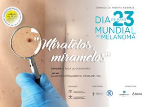 23 de Mayo día Mundial del Melanoma