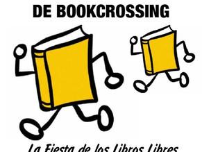 """Bookcrossing """"Libera tus libros para que otros lo lean"""""""