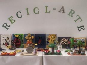 Exposición Recicl-ARTE