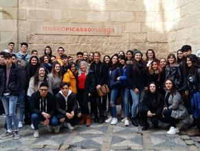 Visita al Museo Picasso de Málaga