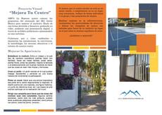"""Proyecto Visual """"Mejora Tu Centro"""""""
