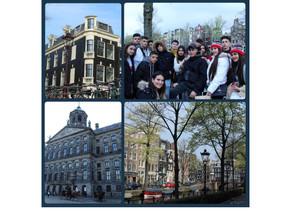 Viaje de estudios a Amsterdam