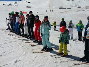 Jornadas de iniciación al esquí y snowboard en Sierra Nevada