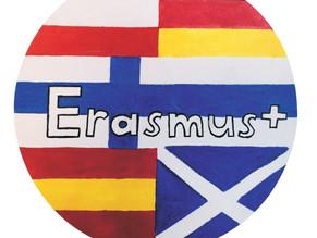 Logo del Proyecto Erasmus+