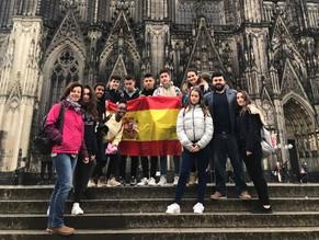 Sigue en directo las aventuras de nuestro alumnado de intercambio en Alemania