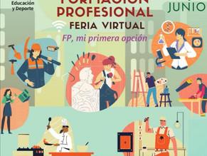 Feria virtual  Formación Profesional