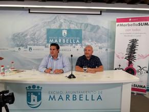 30 Mayo Final en el IES Sierra Blanca del Certamen Marbella Crea