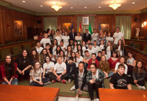 Encuentro Internacional KA2 Erasmus+ en el IES Sierra Blanca