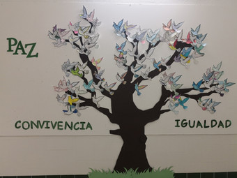 Actividades día de la Paz