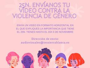 Vídeo contra la Violencia de Género