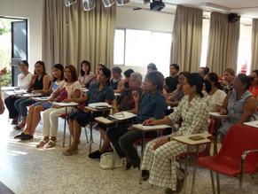 El Ministerio de Empleo de Tailandia imparte un curso profesional de cocina tailandesa en el IES Sie