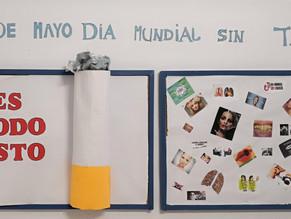31 de Mayo Día Mundial contra el Tabaco