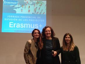Jornada de difusión Poyecto Erasmus+
