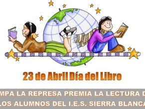 """El AMPA """"La Represa premia la lectura de nuestro alumnado"""