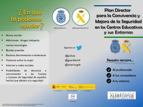 Charla Participación Ciudadana sobre Acoso Escolar en las Redes