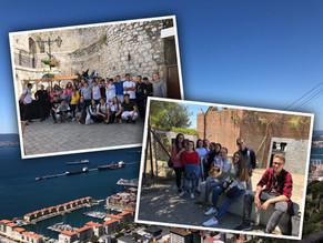 Gimkana en Gibraltar